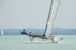 Equipment list for catamaran boats